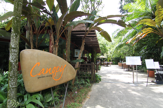 Situated ... & Canopy Bar @ Bishan Park | foodiedoo