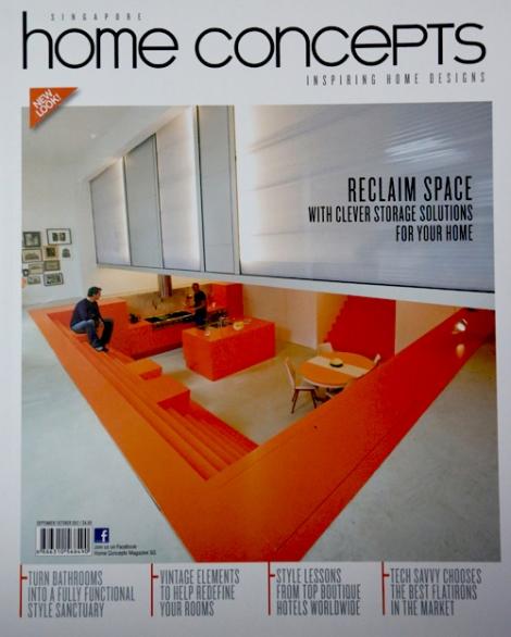 Home Concepts Singapore September 2012
